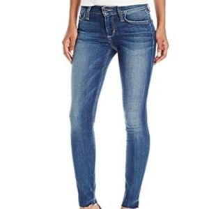 Joe's The Icon Mid Rise Skinny Ankle Jeans 30